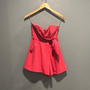 Motto shop dress